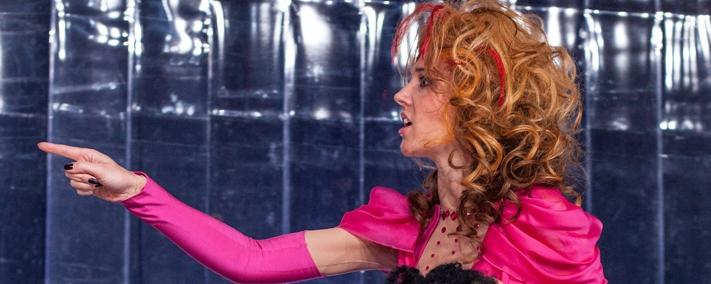 Piechowiak niczym Lady Gaga